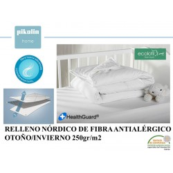 RELLENO NORDICO FIBRA ANTIALÉRGICO 250 gr/m2