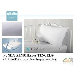 FUNDA DE ALMOHADA PUNTO 100% TENCEL