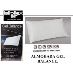 ALMOHADA GEL BALANCE LATTOFLEX