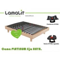 CAMA PLATINUM FIJO LAMALIT