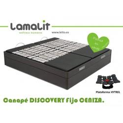 CANAPE ABATIBLE DISCOVERY FIJO LAMALIT