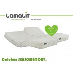 COLCHON SENSOMEMORY LAMALIT