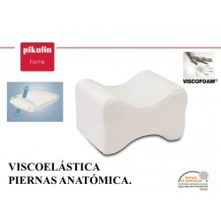 ALMOHADA VISCO PIERNAS ANATOMICA PIKOLIN HOME