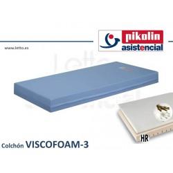 COLCHON VISCOFOAM-3 PIKOLIN
