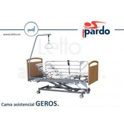 CAMA GEROS PARDO