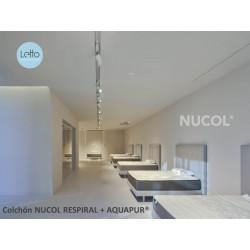 COLCHON RESPIRAL Nucol® System