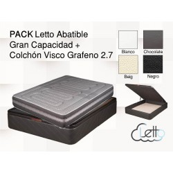 PACK ABATIBLE + C.VISCO GRAFENO 2.7