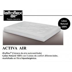 COLCHÓN ACTIVA AIR  LATTOFLEX