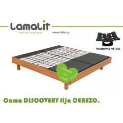 CAMA DISCOVERY FIJA LAMALIT