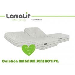 COLCHON MAGNUM SENSACTIVE LAMALIT