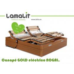 CANAPE ABATIBLE GOLD ARTICULADO LAMALIT