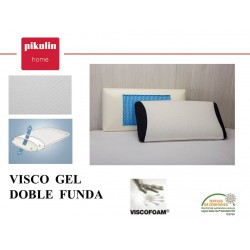 ALMOHADA VISCO GEL PIKOLIN HOME