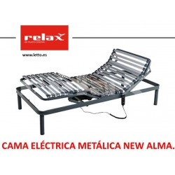 CAMA ARTICULADA NEW ALMA RELAX