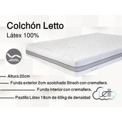 COLCHON LATEX