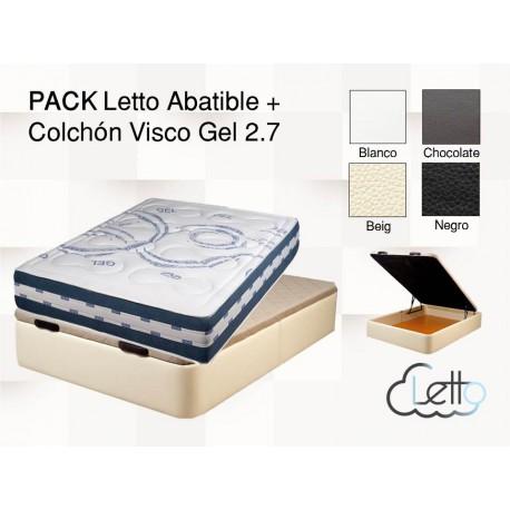 PACK ABATIBLE + C.VISCO GEL 2.7