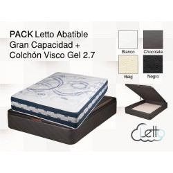 PACK ABATIBLE + C.VISCO GEL 2.7