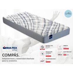 COLCHÓN COMPÁS BULTEX