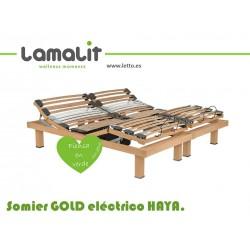 SOMIER ARTICULADO GOLD LAMALIT