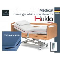PACK CAMA GERIATRICA MEDICAL HUKLA