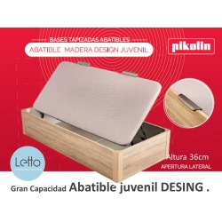 C.ABATIBLE DESIGN APERTURA LATERAL PIKOLIN