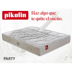 COLCHON MUELLE ENSACADO PARTY PIKOLIN