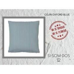 COJÍN OXFORD BLUE SI.SOM.DOS