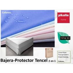 Protector 2 en 1 Tencel® Impermeable Hiper transpirable