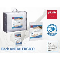 PACK ANTIALERGICO PIKOLIN HOME