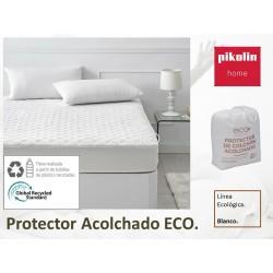 Protector Acolchado ECO Microfibra reciclada Transpirable