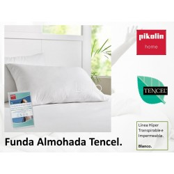 Funda de Almohada Punto Tencel® Impermeable