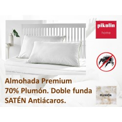 ALMOHADA PLUMON 70% PREMIUM PIKOLIN HOME