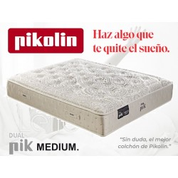 COLCHÓN DUAL PIK - MEDIUM - PIKOLIN