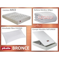 PACK PIKOLIN BRONCE 2