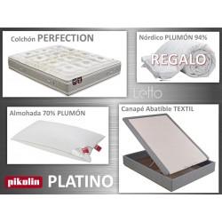 PACK PIKOLIN PLATINO 1