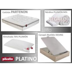PACK PIKOLIN PLATINO 2