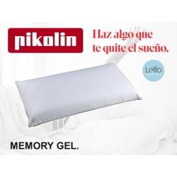 ALMOHADA MEMORY GEL PIKOLIN