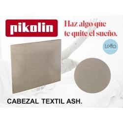 CABECERO TEXTIL PIKOLIN