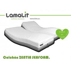 COLCHON ZENTIA SEAFOAM LAMALIT